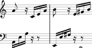 Image result for musical score