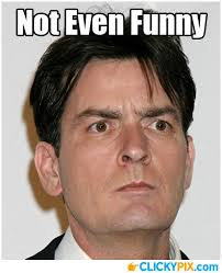 You're Not Funny, Serious Face Meme - Clicky Pix via Relatably.com