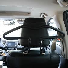 <b>Soft PVC Car coat</b> Hangers Back Seat Headrest Coat Clothes ...