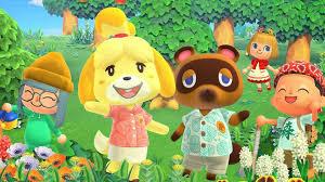 Находка дня: В игре «<b>Animal Crossing</b>» воссоздали аниме и ...