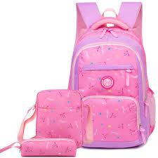 <b>Litthing Children School Backpack</b> For Girl Cartoon School Bags ...