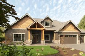 House Plans   Home Floor Plans   Houseplans comCraftsman style plan   elevation