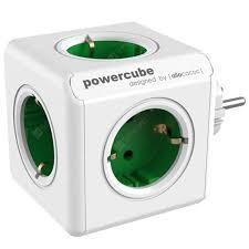 <b>Gocomma 1100 Magic</b> Cube 5 Socket EU Plug 3680W Travel Charger