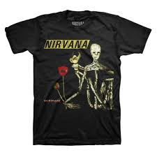 <b>Nirvana</b> - <b>Incesticide</b> Tee (Black) - Nirvana Official Store