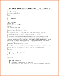 offer acceptance letter assistant cover letter 10 offer acceptance letter