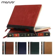 MOSISO <b>PU Leather</b> Sleeve <b>Cover Case</b> for MacBook Pro 13/15
