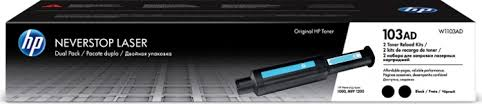<b>Тонер HP</b> Neverstop Laser <b>103AD</b> (W1103AD), черный, для ...