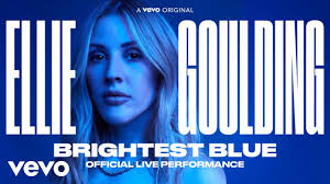 <b>Ellie Goulding</b> - <b>Brightest</b> Blue | Official Live Performance | Vevo ...