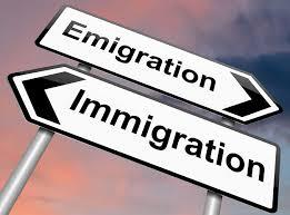 Resultado de imagen de inmigracion