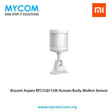 <b>Aqara RTCGQ11LM Human Body</b> Motion Sensor ZigBee Wireless ...