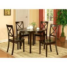 space saver kitchen table set furniturelicious east west furniture oxford piece inch square kitchen