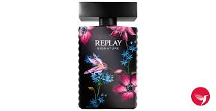 <b>Replay Signature for</b> Women Replay perfume - a fragrance for ...