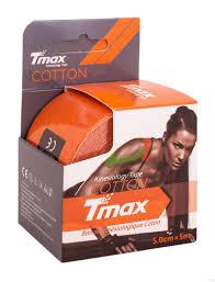 """Кинезио <b>тейп</b> """"<b>Extra</b> Sticky Orange"""" (оранжевый) <b>Tmax</b> : купить в ..."""
