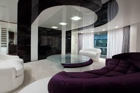 round modern bedroom modern lighting