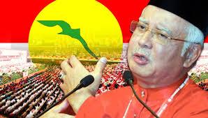 Image result for UMNO start to CRACK