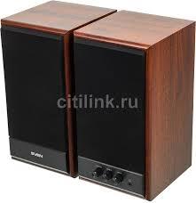 Купить <b>Колонки SVEN SPS-702</b>, <b>2.0</b>, коричневый/ орех в ...