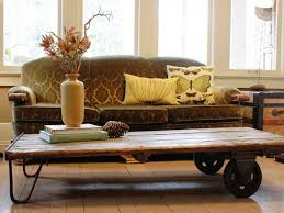 13 inspiration gallery from antique factory cart coffee table wheels antique unique pallet ideas