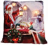 Светящиеся новогодние <b>подушки</b> - купить в интернет-магазине ...