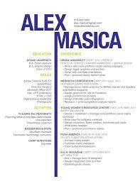 ideas graphic design resumes   resumeseed com    graphic design resume resume tips   alex masica