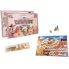<b>Настольная Игра Cowboy</b> (русский Язык) <b>Strateg</b> 30314 — в ...