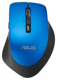 <b>Мышь Asus WT425</b> Blue <b>USB</b> оптическая светодиодная ...