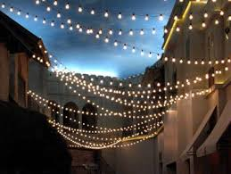 large outdoor lights patio