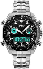 Skmei Watche <b>Men Fashion</b> 30M <b>Waterproof</b> LED Electronic Luxury ...
