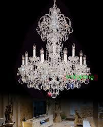 modern big chandelier lamps indoor chandelier for the kitchen home lighting decoration bohemian crystal chandelier with crystals bohemian lighting