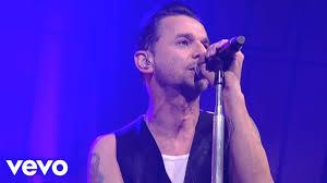 Depeche Mode - <b>Walking In My Shoes</b> (Live on Letterman) - YouTube