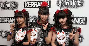 Who are Babymetal, when they will appear at Glastonbury and what ...