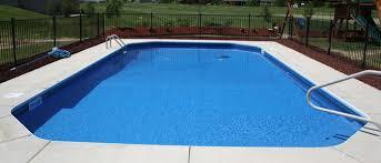 Grecian fiberglass pool