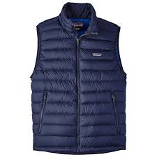 <b>Patagonia Down</b> Sweater Vest Голубой, Trekkinn <b>Жилеты</b>