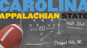 Football Game Watch: UNC vs Appalachian State | UNC General ...