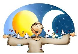 Resultado de imagen de san francisco de asis para niños