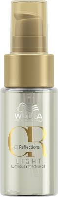 Wella Oil Reflections Light Luminous Reflective Oil - <b>Легкое масло</b> ...