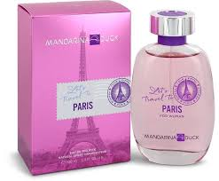 <b>Mandarina Duck Let's Travel</b> To Paris Perfume by Mandarina Duck