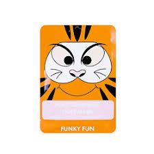 """Маски Л'ЭТУАЛЬ <b>Очищающая поры маска</b> для лица """"Тигр"""" Funky ..."""