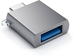 Satechi Aluminum Type-C Male to USB 3.0 Female ... - Amazon.com