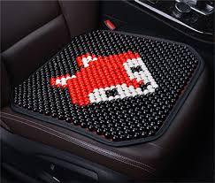 Online Shop OUMANU automobiles Seat Covers Wood Beads <b>Car</b> ...