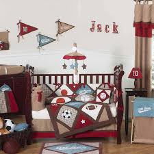 excellent sports nursery decorating ideas for baby boys bedroom design with white wall color paint and bedroom furniture teen boy bedroom baby furniture