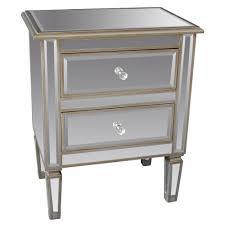 jpg eden accent table in antique silver added drama mirrored bedroom furniture