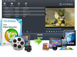 Acrok Video Converter-Convert MKV, AVI, MP4, WMV, MOV, FLV ...