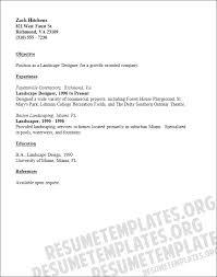landscape resume template   mohforum comlandscape designer sample cv free landscape resume templates i tsnmvs