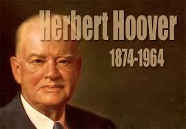 Best Herbert Hoover Quotes. QuotesGram via Relatably.com