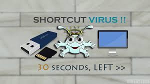 remove pen drive shortcut virus के लिए चित्र परिणाम