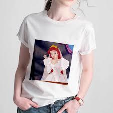<b>Summer</b> Tshirt Snow White Fun <b>Fashion Printed</b> T shirt Spoof ...