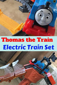 All Aboard the <b>Thomas & Friends Electric</b> Train Shipwreck Set! - Best ...