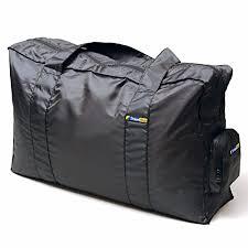 Buy <b>Travel Blue</b> Black 16 Litres Travel <b>Folding</b> Duffle <b>Carry</b> Bag at ...