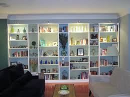 ikea billy lighting oooooooh bookcase lighting ideas