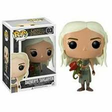 <b>Funko Pop</b> Game of Thrones <b>Daenerys Targaryen</b> Vinyl Figure Item ...